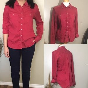 American Eagle Outfitters Tops - 🙋🏻♀️ American Eagle Blouse!